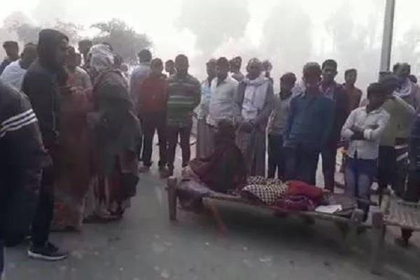 azamgarh 6 year old kidnapped and murdered after rape