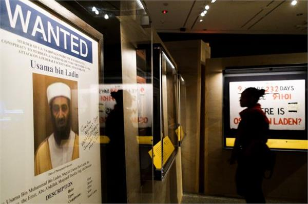 new york exhibition details 10 year hunt operation that killed laden