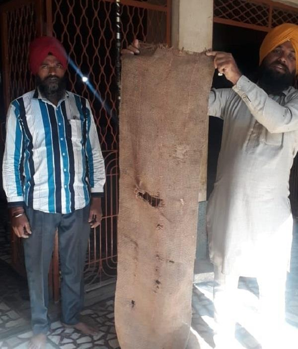 sgpc personnel assaulted sikh with turban video goes viral