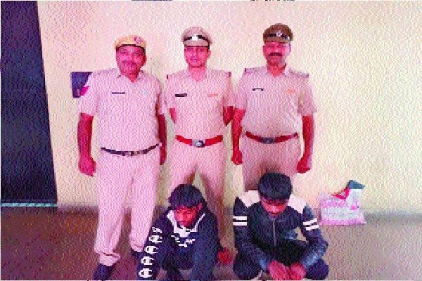 snatching and robbery gangs arrested