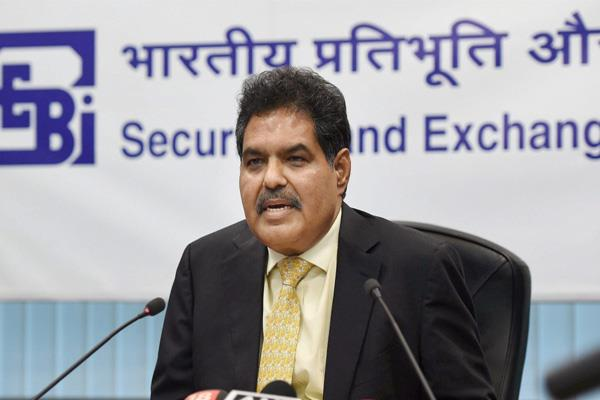 karvy share broking was involved in works that were never allowed sebi chief