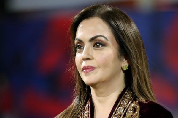 new achievement for nita ambani in america largest art museum