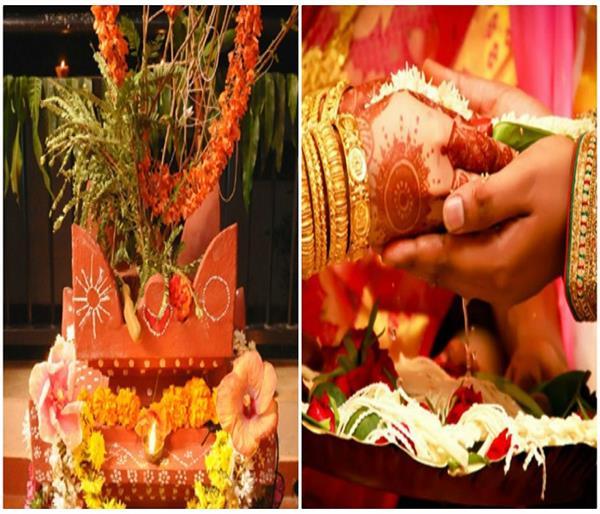 तुलसी विवाह करवाने से खुलते हैं शादी के संयोग, जानिए कुछ और मान्यताएं