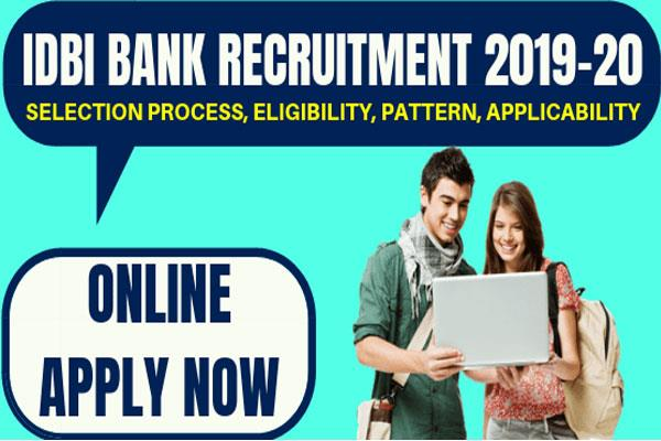 idbi bank recruitment recruitment for 61 posts of specialist cadre officers