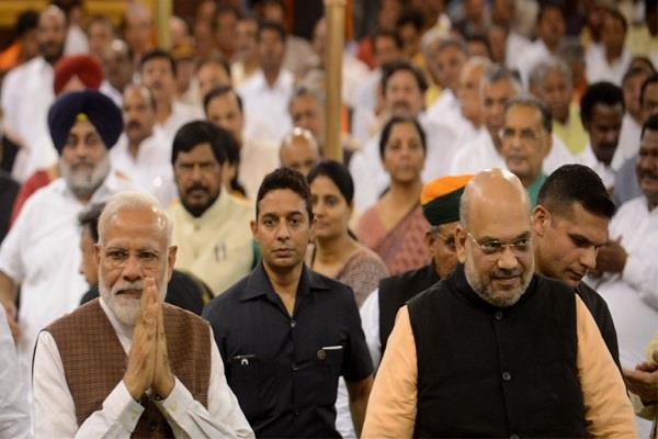 pm modi says many big decisions taken in six months