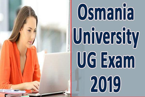 ou degree exam time table out check here