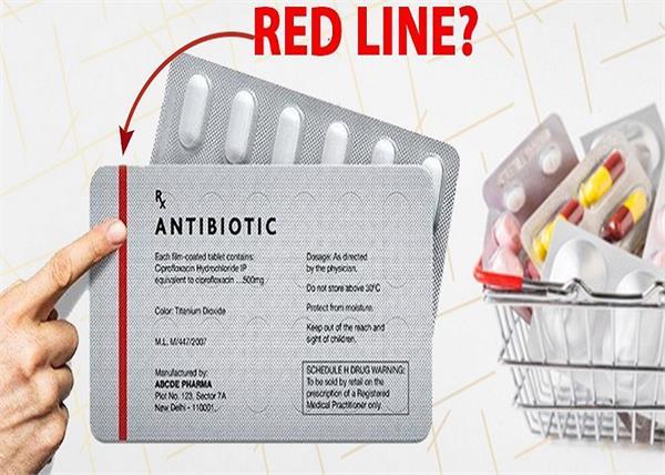 Health Update: सेहत पर भारी पड़ सकती है दवाइयों के पत्ते पर बनी 'लाल लकीर'