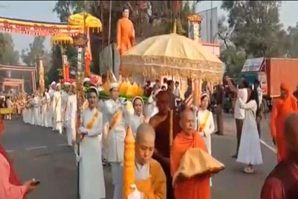 2 day mahabodhi sanchi buddhist monk sariputra mahamodaglaan s worship