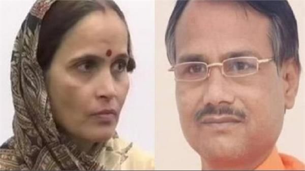 kamlesh tiwari s wife received death threats stirring up police
