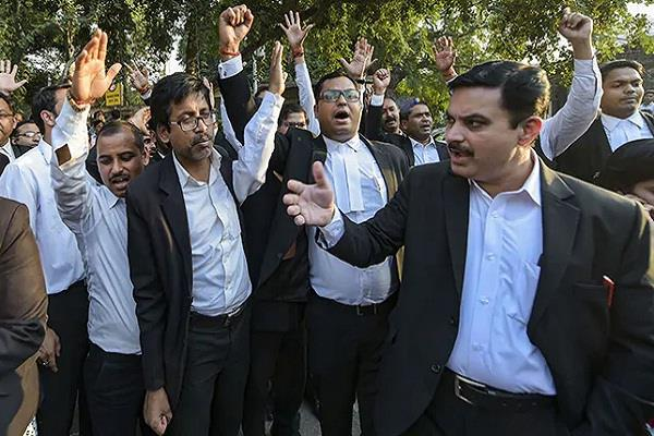 lawyers strike in delhi ends will return to work from tomorrow