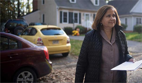 भारतीय मूल की हाशमी बनीं वर्जीनिया की पहली मुस्लिम महिला सीनेट