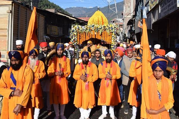 550th prakash utsav of guru nanak dev ji