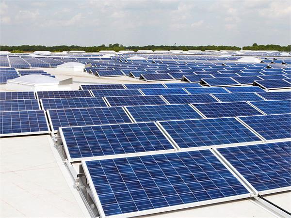 united nations appreciates india s solar panel gift