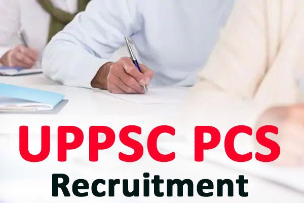 uppsc pcs 2019 for 300 posts including regional forest officer