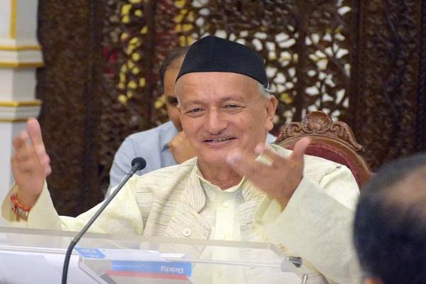 president s rule imposed in maharashtra president approved