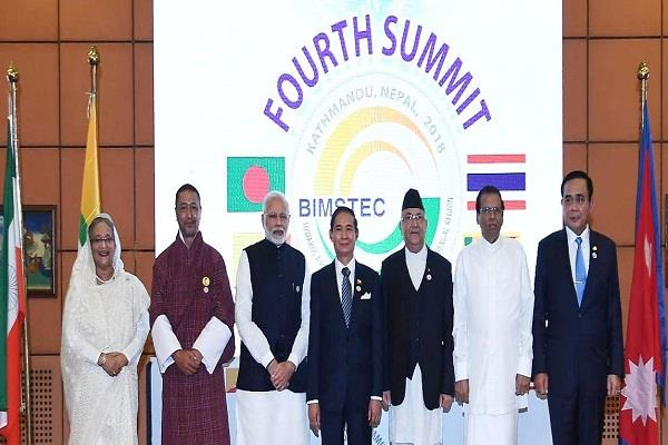 bimstec nations are considering increasing mutual security cooperation india