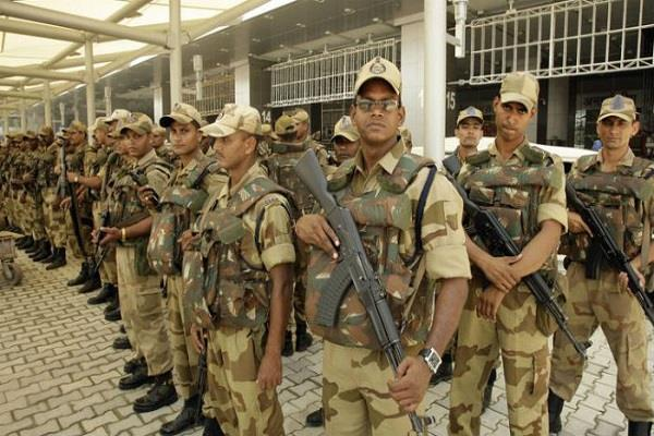 1 2 lakh cisf soldiers will be appointed on contract