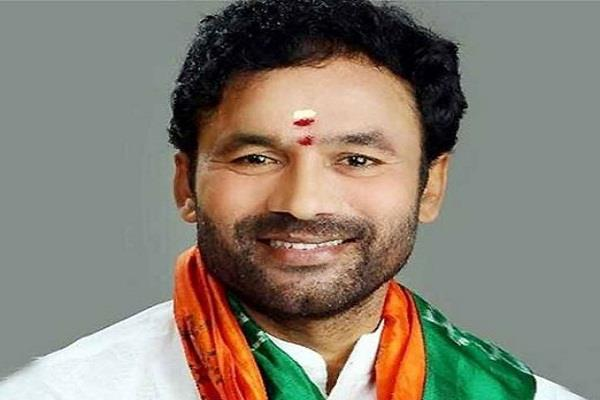 190 cases stonewalling removal article 370 765 arrested kishan reddy