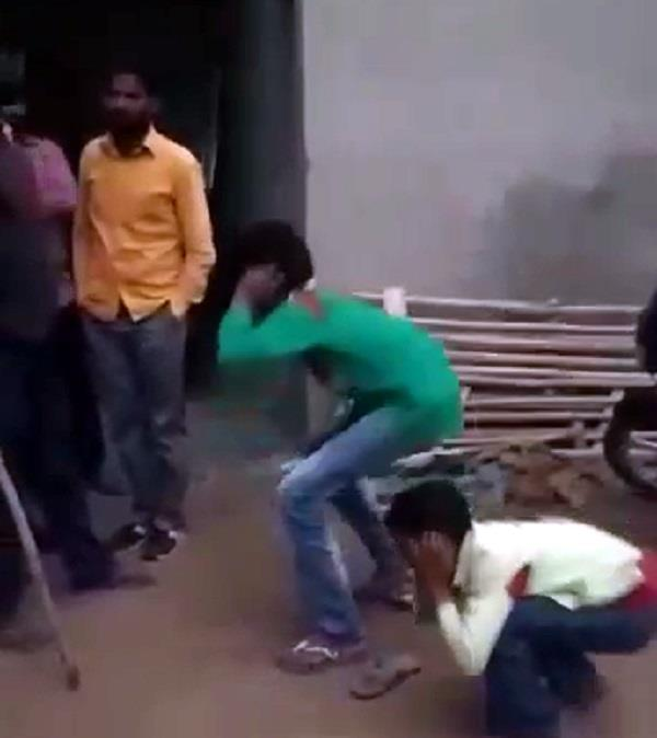 youth beaten by hostage video viral