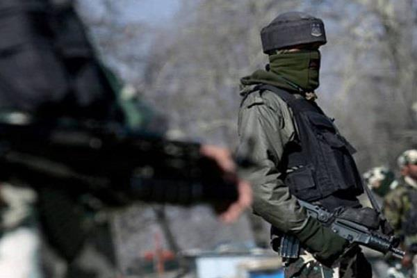 big success of police terrorist surrendered pulwama