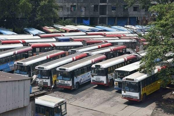 two months later telangana bus workers end strike