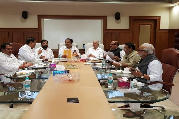 maharashtra congress shiv sena ncp agree on minimum common program