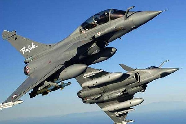 india has got three rafale aircraft so far