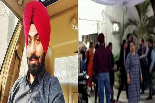punjabi comedian jaswinder bhalla brother in law suicide