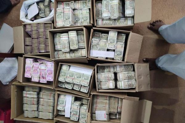 income tax department raid reveals rs 3 300 crore hawala racket