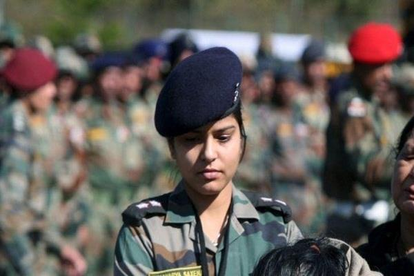 government should take a decision on commission for women in army soon
