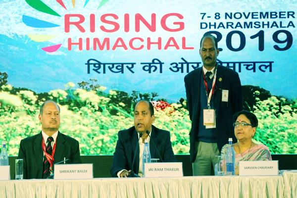 dharamshala investor meet 1 85 lakh youth employment