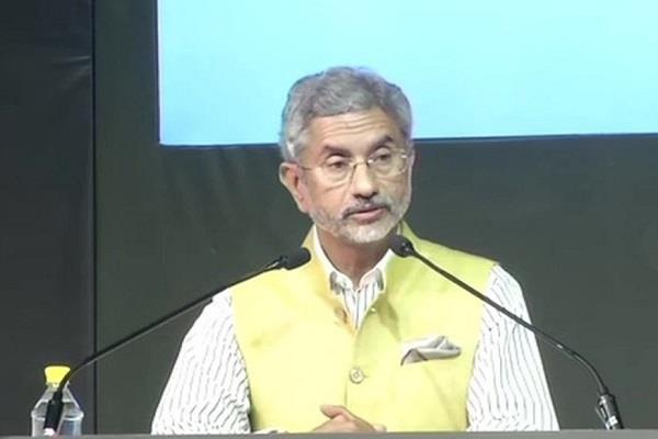 1962 war with china greatly damaged india s position on world stage jaishankar