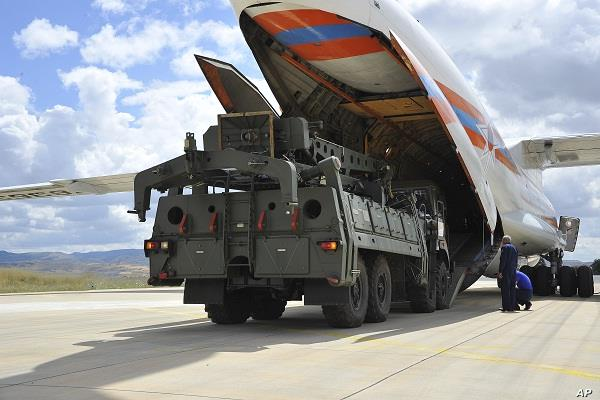 turkey s s 400 ready for war next year russia