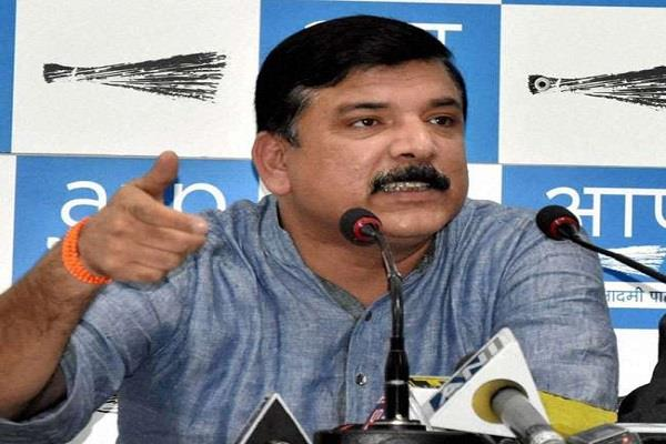 center gave ownership to illegal colonies under pressure from kejriwal