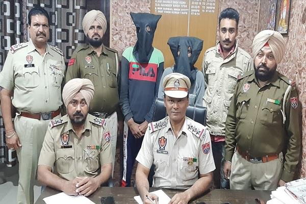 khanna police solved dodhi murder uncle nephew arrested