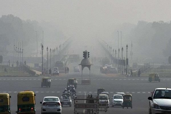 air quality in national capital delhi deteriorated again