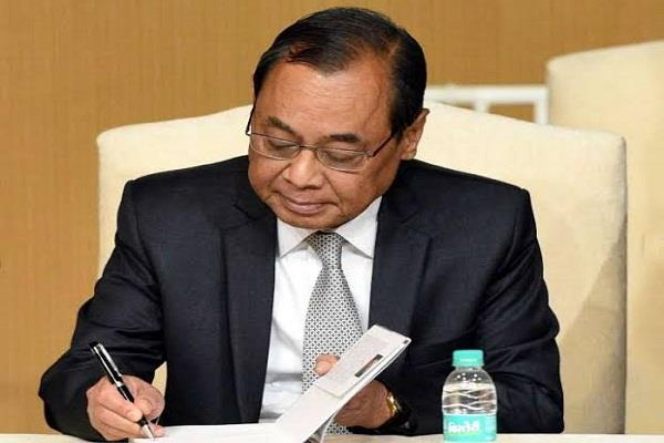 retired cji ranjan gogoi ayodhya will be remembered for many big decisions