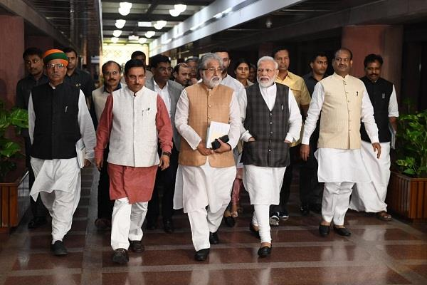 winter session expected to have better results pm modi
