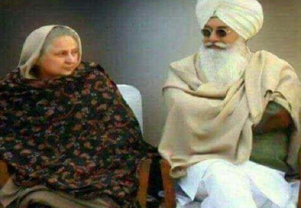 radha swami dera beas chief s wife s funeral now on 6th