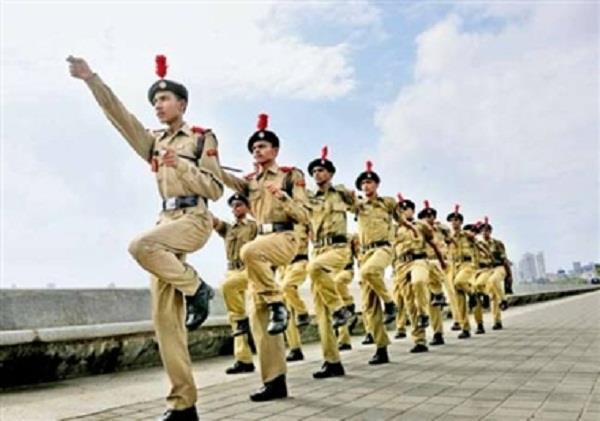 111 n c c cadets from punjab will join the republic day parade