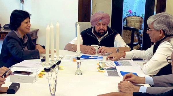 center and punjab government face to face with the proposals of fci