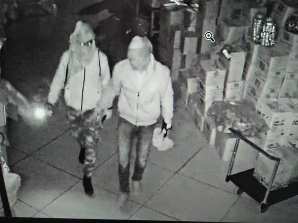 robbery at store
