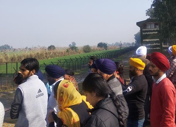 1 745 devotees visited kartarpur sahib