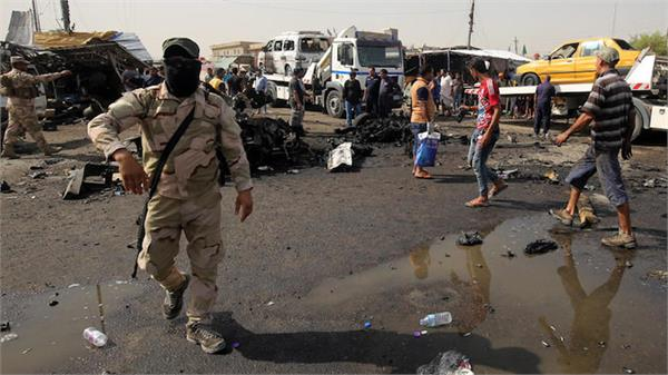 us drone attacks in iraq leave 25 fighters killed 51 injured