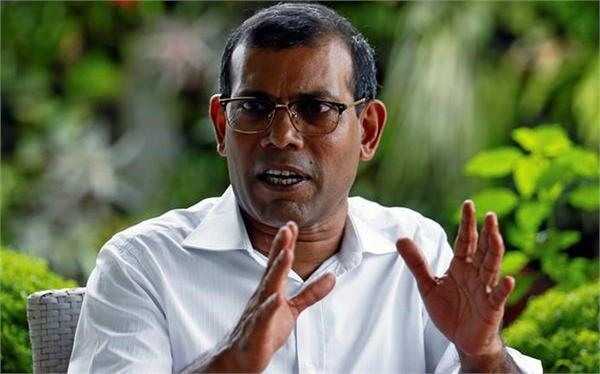 maldives speaker mohamed said cab is internal issue of india