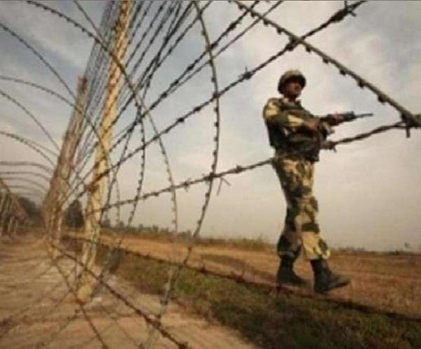 bsf jawans firing after seeing movement across wire