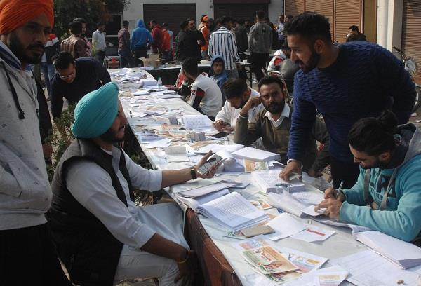 active members not voting in youth congress organizational elections