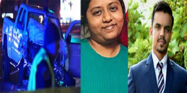 two indian students died in road accident in america