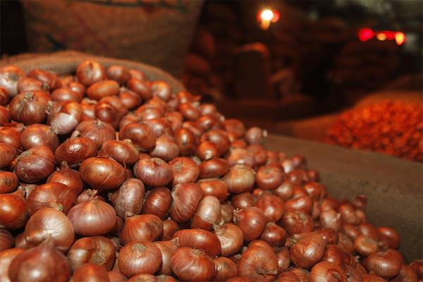 center asks states to take strict action against onion hoarders