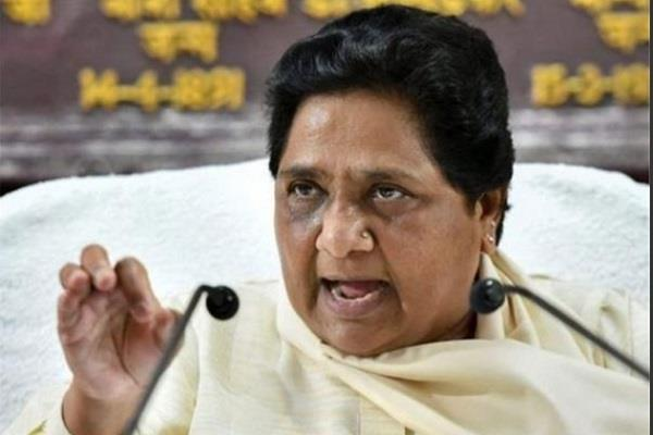 hyderabad incident is very condemnable severe punishment mayawati
